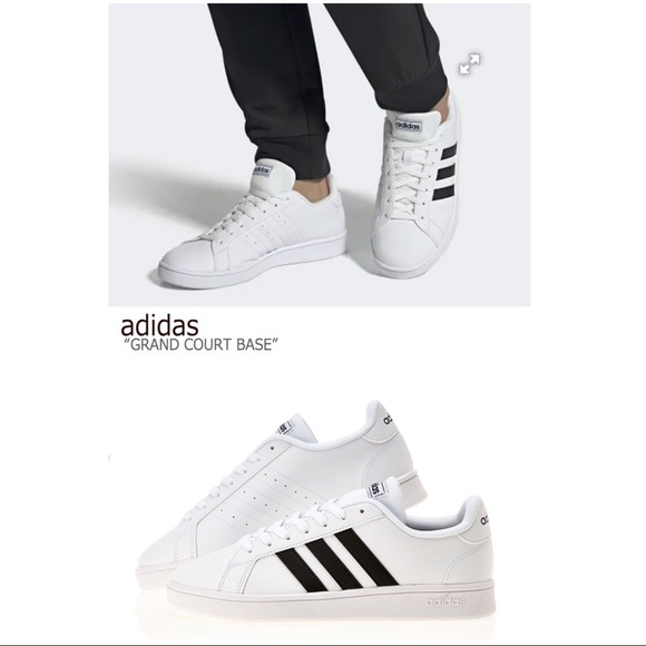 sneakers adidas grand court base